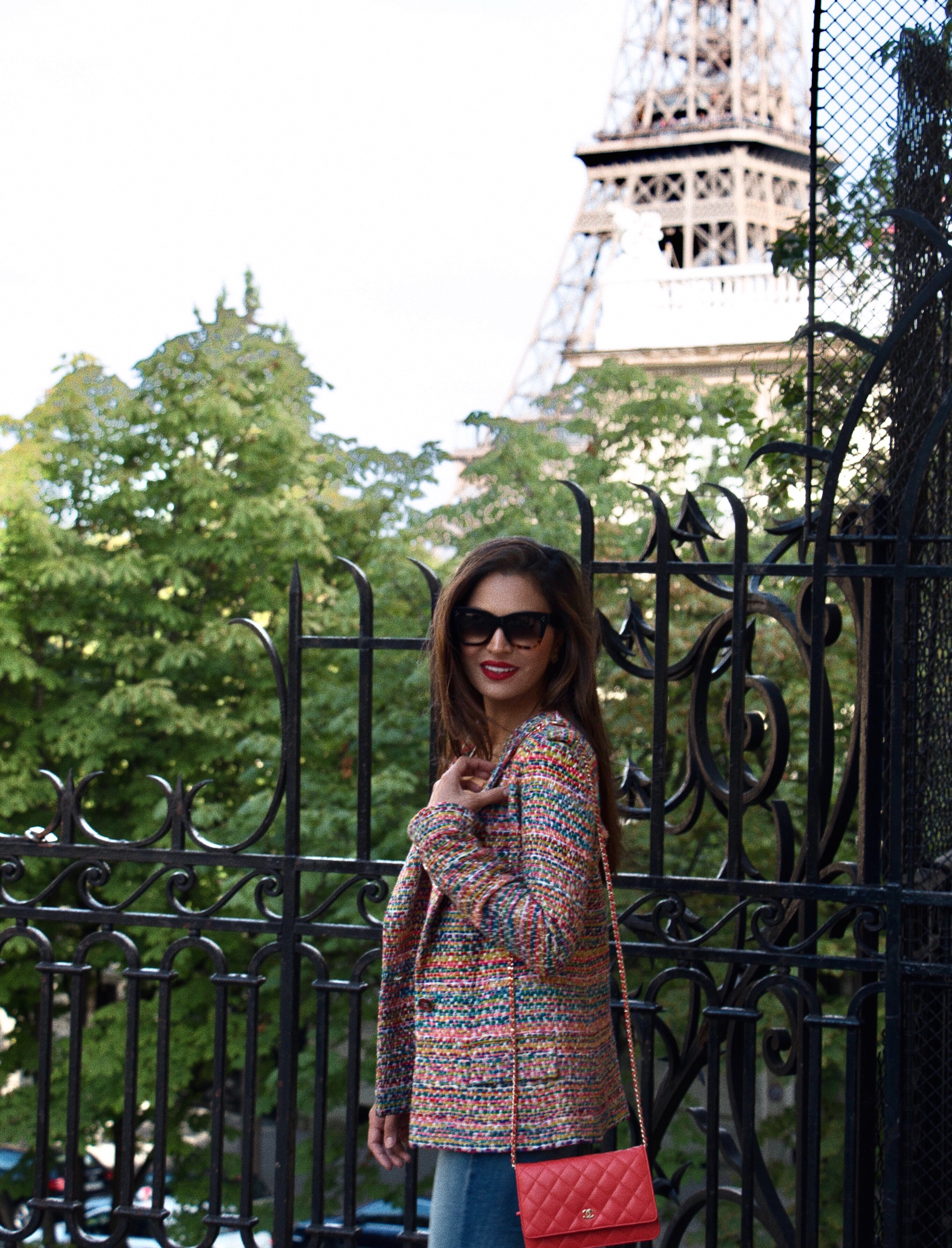 French Girl Style: What I Wore in Paris